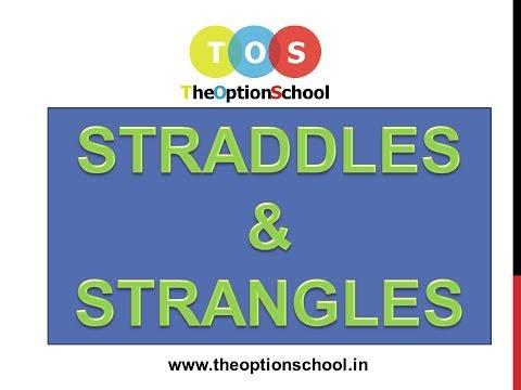 Nifty Option Strategies - Understanding Straddles & Strangles