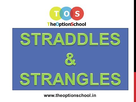 Nifty Option Strategies – Understanding Straddles & Strangles