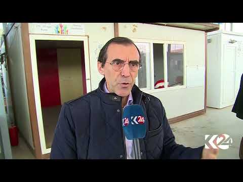 French Consul talks to Kurdistan 24 about humanitarian contr