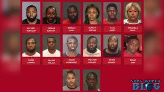 Bloods Gang Members Charged in Rikers Island Based Crime Ring (Mac Balla)