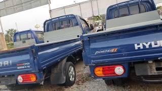 xe tải 1,25T HYUNDAI POTER GOLD 2012 ODO 6 vạn giá 370tr|34fun xe tải 0888719777