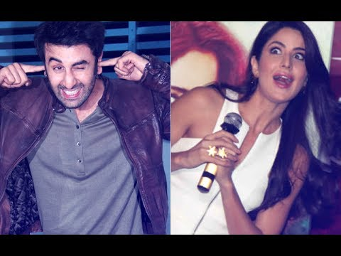 Ranbir Kapoor REVEALS Katrina Kaif's Top Secret! | SpotboyE