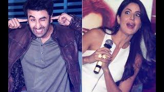Ranbir Kapoor REVEALS Katrina Kaif's Top Secret!| SpotboyE
