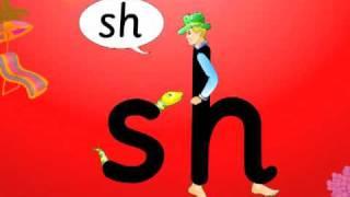 Letterland Spelling Tip -