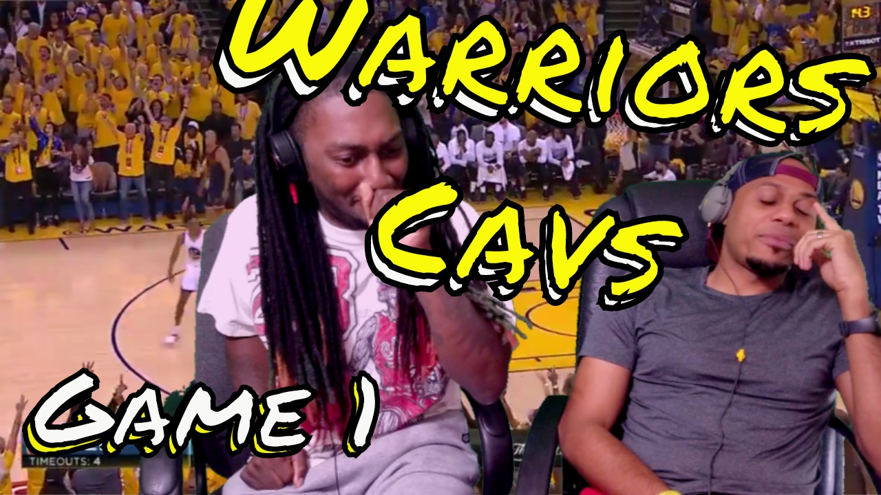 Cleveland Cavaliers vs Golden State Warriors Game 1 Full Game Highlights 2017 NBA Finals REACTION