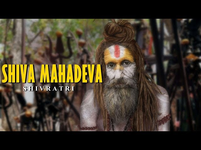 Shiva Mahadeva | Shivratri 2018 | The Sound Studio (original song)