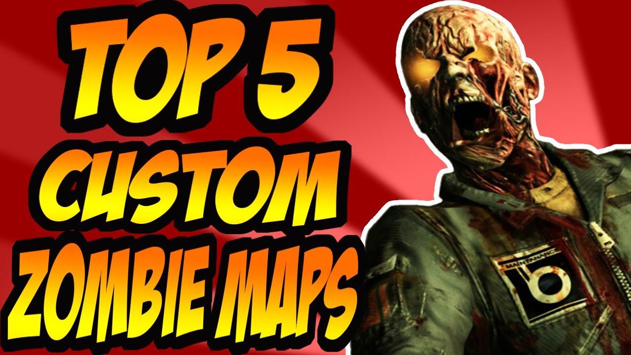 Top 5 Easiest Zombie Maps Top 5 Zombie Maps Cod