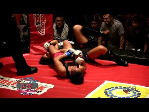 "WCFL Fight 15 - Cheyanne Vlismas vs Ingrid Medrano - WCFL 5 ""Rise to the Top"""