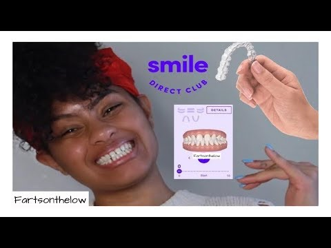 got a bag and fixed my teeth smile direct club youtube. Black Bedroom Furniture Sets. Home Design Ideas