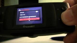 #Как обновить прошивку на видеорегистраторе iconbit DVR FHD MK2