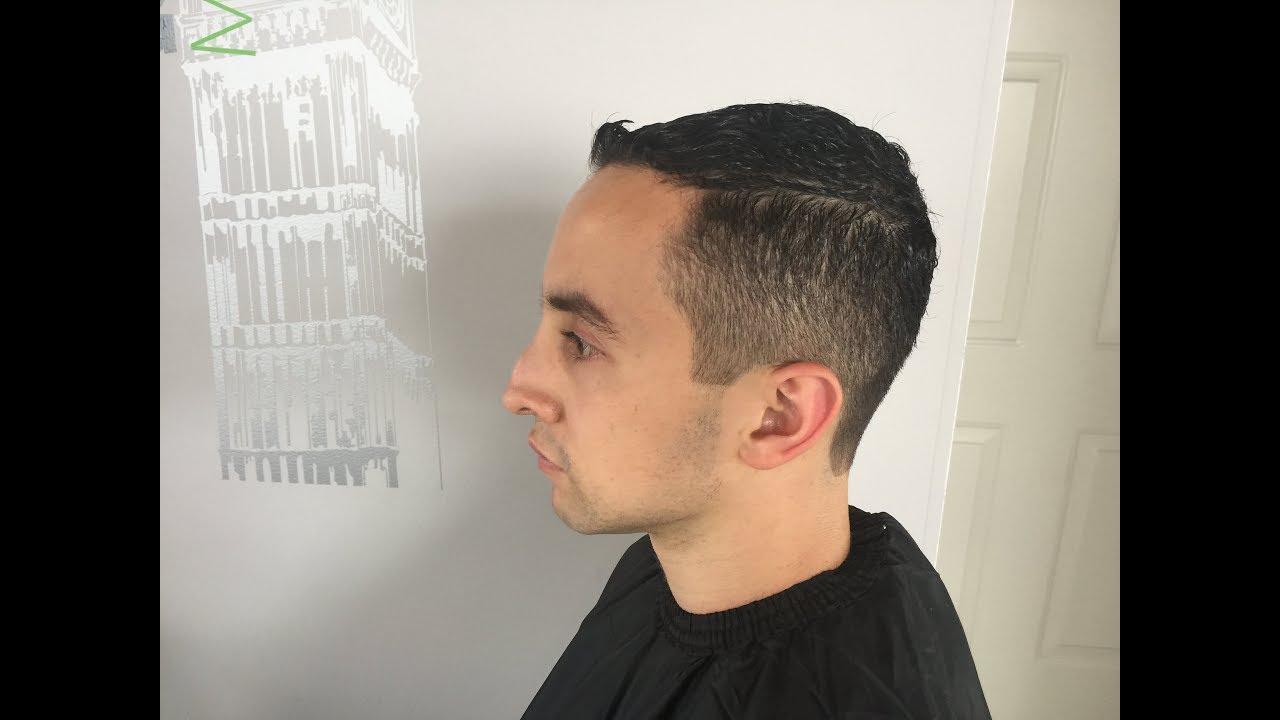Cortes de cabello para hombre a maquina