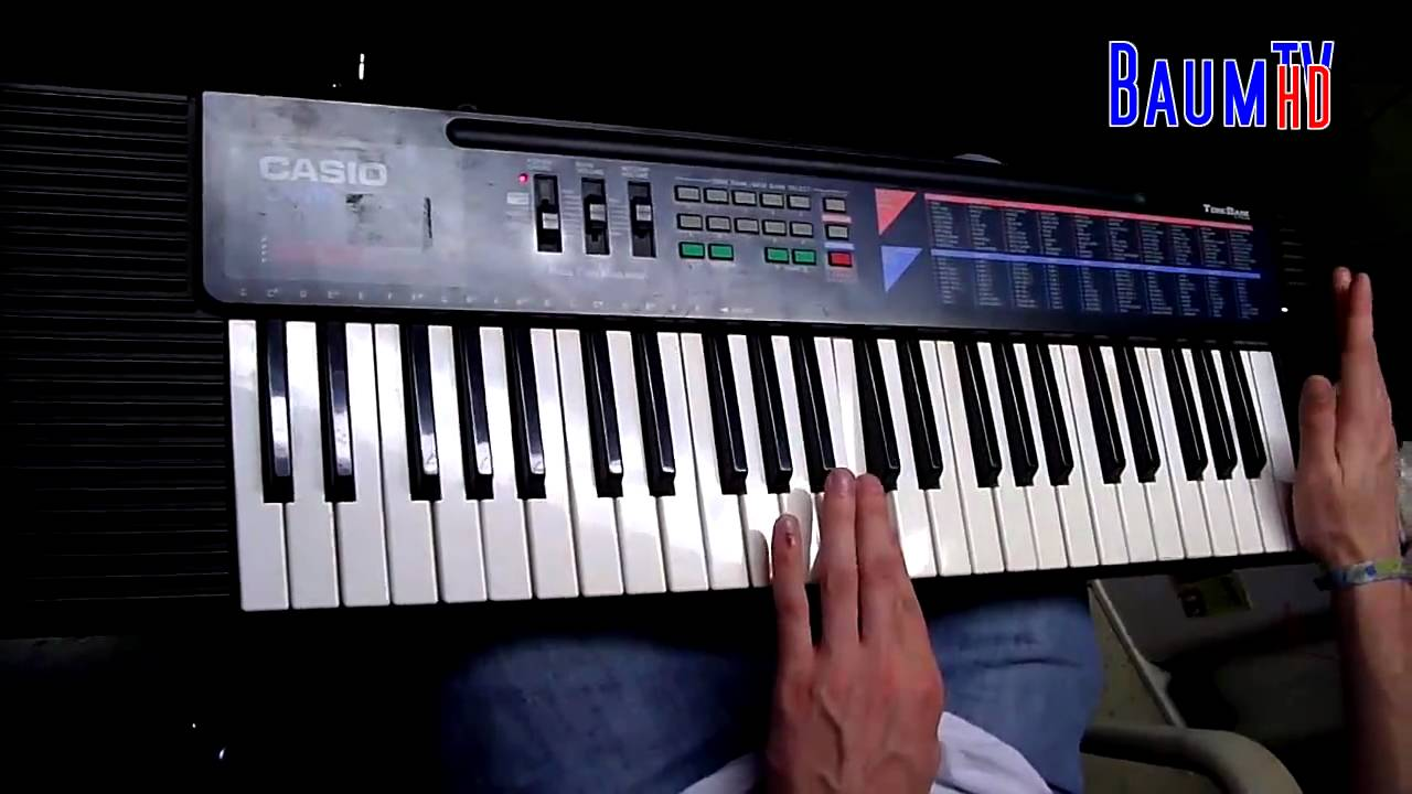 Circuit Bent Casio Ca 110 Keyboard Like A Big Sa 1 By Baum Youtube Basic Bending Tutorial