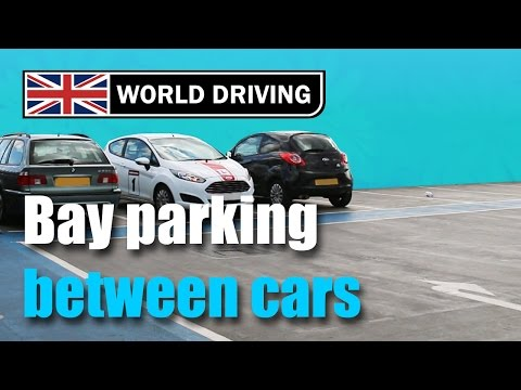Bay Parking (Reversing) Between Cars - Simple Tips