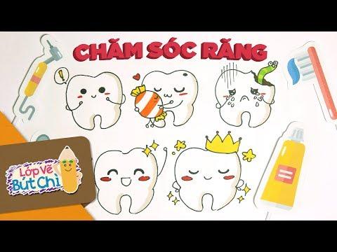 chăm sóc răng tại Kemtrinam.vn