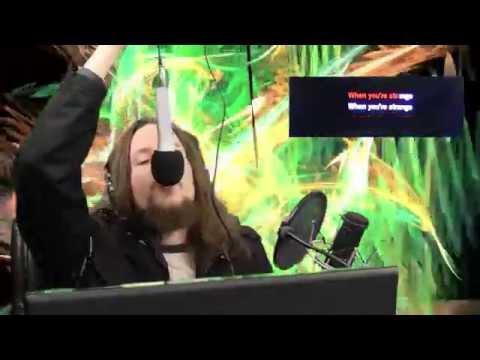 Karaoke - People are Strange - by The Doors