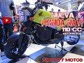 Nueva #HONDA NAVI 110  #motosymotos