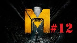 Metro Last Light Gameplay Walkthrough español Xbox360 | Venganza HD AVI Parte 12