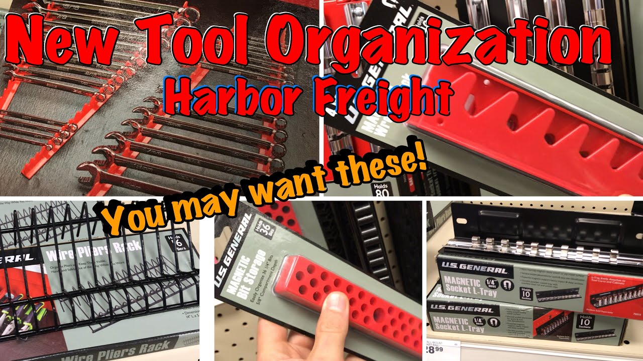 Screwdriver Organizer Tool Holder Rack Stand Storage Tools not Included