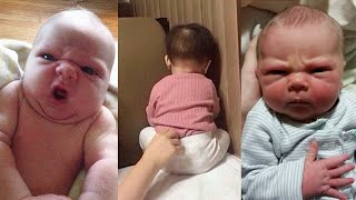 Top 100 Funny Angry Babies | Funny Videos