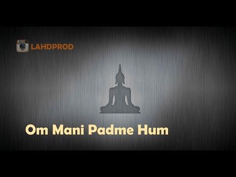 [Lagu Buddhis] Om Mani Padme Hum (HD Kara Lyric )