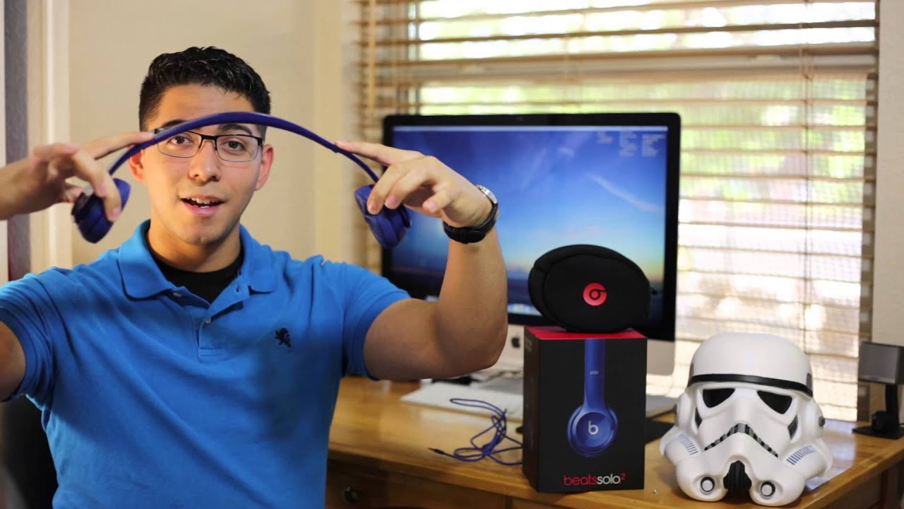 Beats Solo 2 Review - YouTube