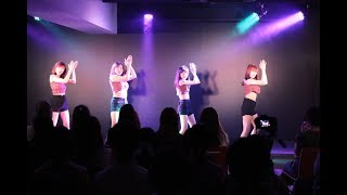 190811 東京大学 STEP お披露目公演 GIRL'S DAY(걸스데이) FEMALE PRESIDENT(여자…