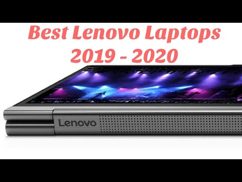 Top 5 Latest Best Lenovo Laptops To Buy In 2019 - 2020
