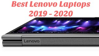 Top 5 Latest Best Lenovo Laptops to buy in 2019