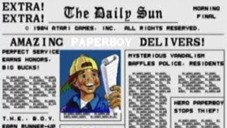 CGRundertow PAPERBOY for Arcade Video Game Review