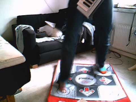 Dance mat music
