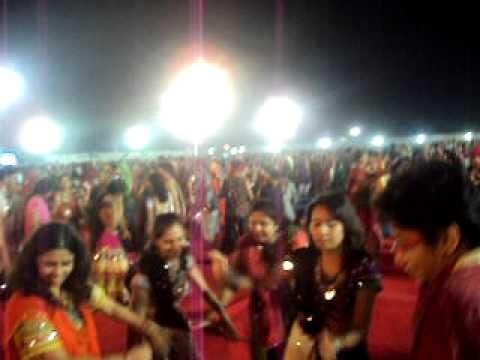 our group garba in falguni pathak