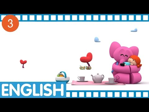 Pocoyo in English - Session 3 Ep. 09-12