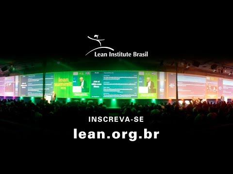 Lean Summit 2018 - 5 e 6 JUN - Expo Center Norte, São Paulo, Brasil