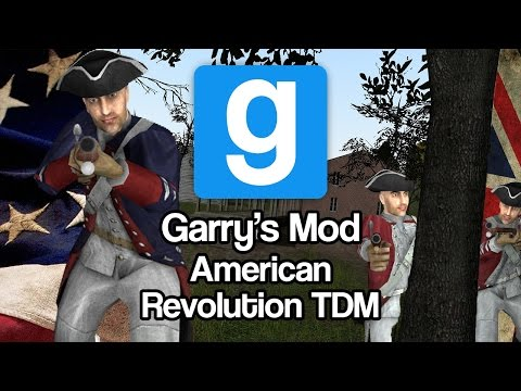 British Spies! (Gmod American Revolution TDM)