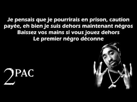 2Pac - Heartz Of Men [Traduction française]