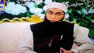 Junaid Jamshad amazing wazefa......must watch to solve your problem