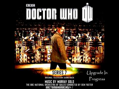 Doctor who Series 7 OST-  Upgrade in Progress and Cyber Army HD