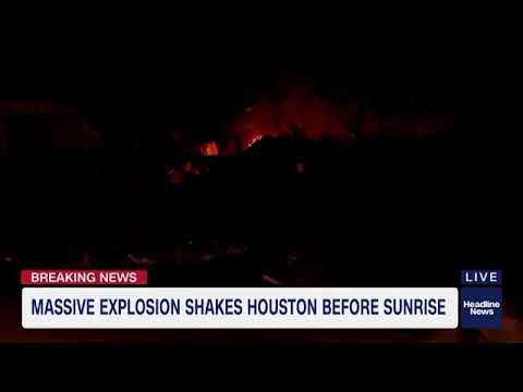 An explosion has shaken northwest Houston - CNN