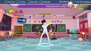 Au Mobile Audition Chính Hiệu v1 7 1122 Menu Mod  Auto Dance  Auto Perfect Cool Hit Bad