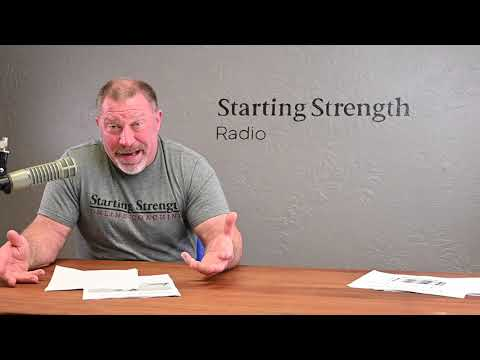 A New Baseline For Military Strength | Starting Strength Radio Clips