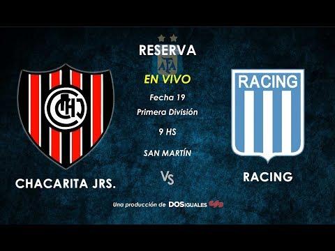 [Reserva] Chacarita Jrs vs Racing Club - Primera División - AFA - Fecha 19