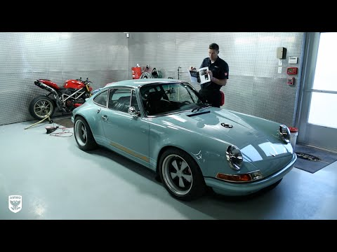 Singer Porsche: Detail & Review