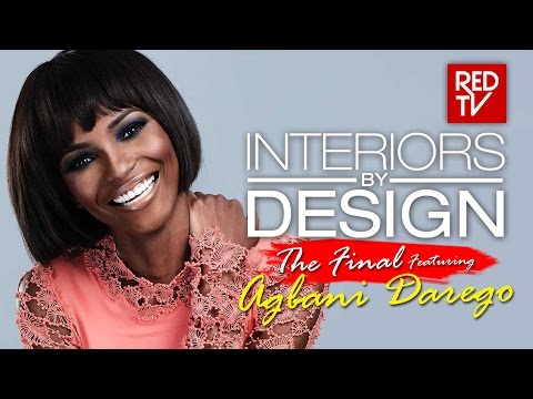 INTERIORS BY DESIGN FINAL - Featuring Agbani Darego