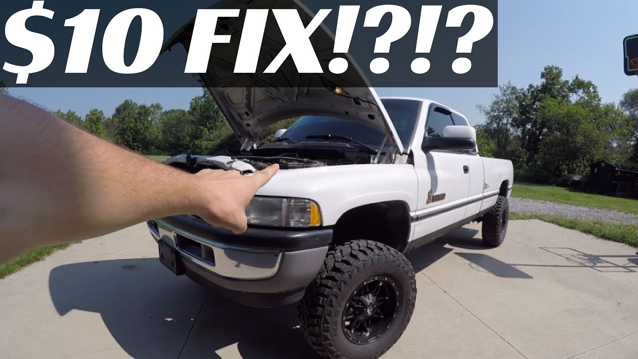 HOW TO REPLACE FUEL SHUTOFF RELAY ON 59 CUMMINS!!!  YouTube