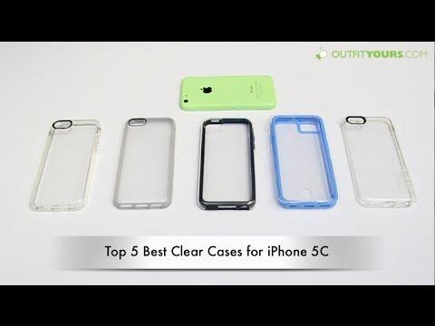 c60a58b3e24 Top 5 Best Clear Cases for iPhone 5C -  Speck,Incase,Case-Mate,X-Doria,Incipio