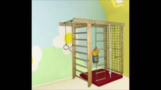 детская шведская стенка, детские шведские стенки  для дома. шведская стенка  для детей(В детстве наблюдается самая высокая физическая активность. Малышу сложно усидеть на месте, однако бег по..., 2017-01-10T18:48:22.000Z)