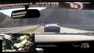 Mercedes Benz SLS AMG GT3 2011 VLN season Videos