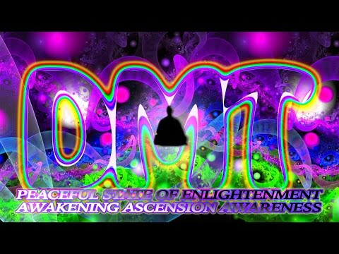 DMT ♬ Peaceful State of Enlightenment ♬ OM Chanting Mantra ♬ 60 Bpm Heartbeat ♬ Divine Experience