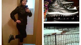 VLOG: Выбор ЧАСОВ. Зимняя ходьба. Ботинки спортивные.(, 2014-12-09T21:41:43.000Z)