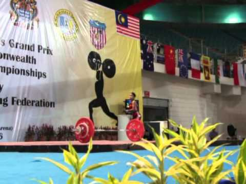 IWF Continental Clubs Grand Prix and the 2010 Junior Commonwealth Championship 03